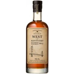 West of Kentucky Bourbon Whiskey No. 2