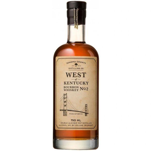 West of Kentucky Bourbon Whiskey No. 2