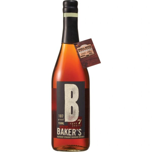 Baker's 7 Year Kentucky Straight Bourbon Whiskey