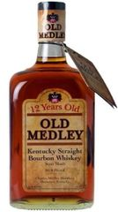 Old Medley 12 Year Kentucky Straight Bourbon