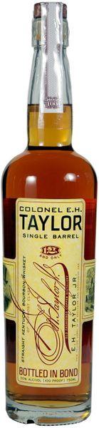 Colonel E.H. Taylor Jr. Single Barrel Bourbon Whiskey