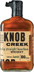 KNOB CREEK SMALL BATCH 100 PROOF BOURBON WHISKEY