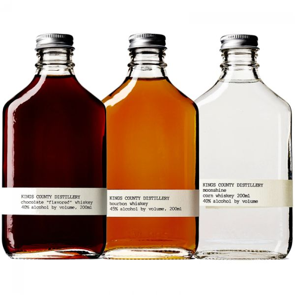 Kings County Whiskey Gift Set