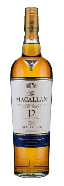 The Macallan Double Cask 12 Year Highland Single Malt Scotch Whisky