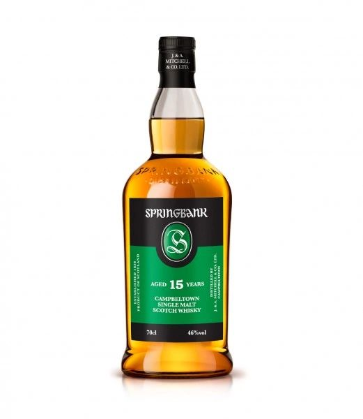 Springbank 15 Year Single Malt Scotch Whisky