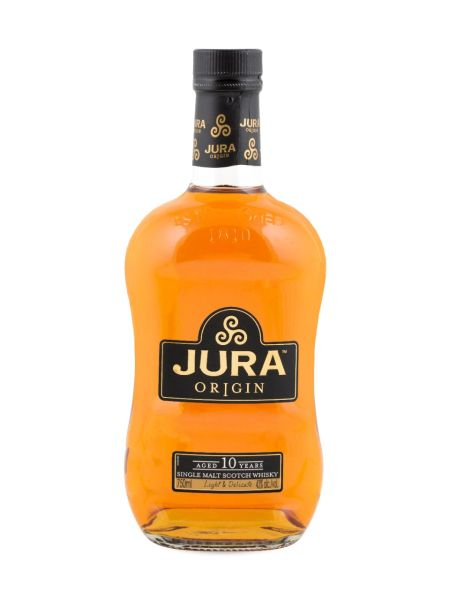 Isle of Jura Origin 10 Year Single Malt Scotch Whisky