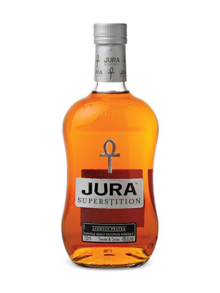 Isle of Jura Superstition Single Malt Scotch Whisky