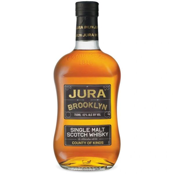 Isle of Jura Single Malt Scotch Whisky Brooklyn