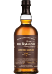 The Balvenie Doublewood 17 Year Single Malt Scotch Whisky