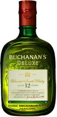 Buchanan's Deluxe 12 Year Blended Scotch Whisky
