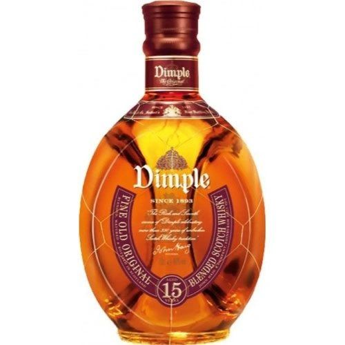 Dimple Pinch 15 Year Blended Scotch Whisky