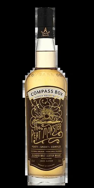 Compass Box Peat Monster Blended Malt Scotch Whisky