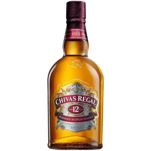 Chivas Regal 12 Year Old Scotch Whisky