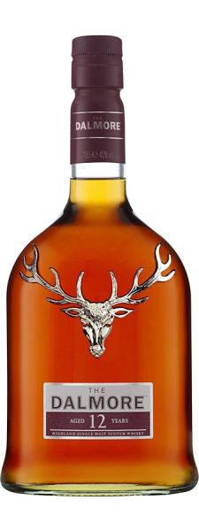 Dalmore 12 Year Single Malt Scotch Whisky