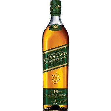 Johnnie Walker Green Label Blended Malt Scotch Whisky