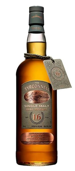 Tyrconnell 16 Year Single Malt Irish Whiskey