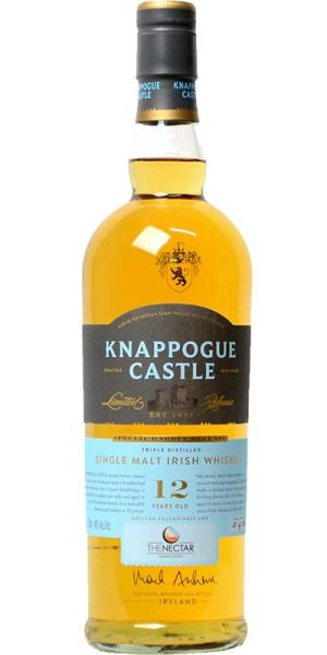 Knappogue Castle 12 Year Single Malt Irish Whiskey