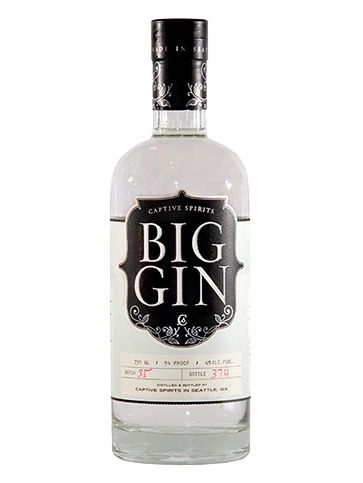 Captive Spirits' Big Gin