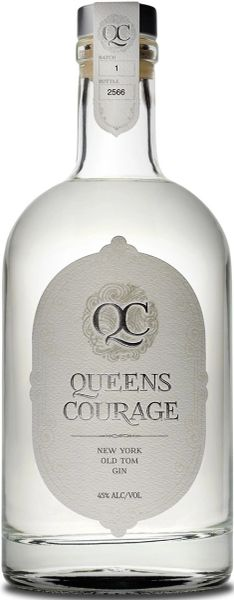Queens Courage New York Old Tom Gin