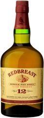 Redbreast 12 Year Old Single Pot Still Irish Whiskey
