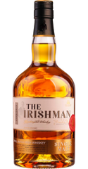 The Irishman Small Batch Single Malt Irish Whiskey