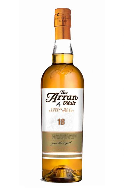 The Arran 18 Year Single Malt Scotch Whisky