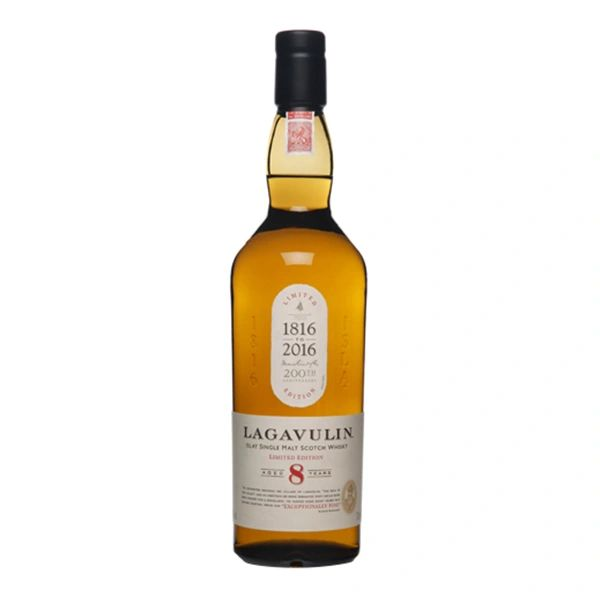 Lagavulin 8 Year Single Malt Scotch Whisky