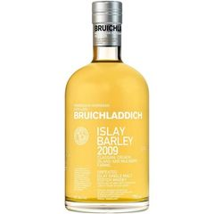 Bruichladdich Islay Barley Single Malt Scotch Whisky 2009