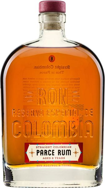 Parce 8 Year Straight Colombian Rum