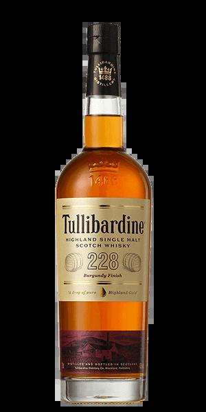 Tullibardine 228 Burgundy Cask Finish Single Malt Scotch Whisky