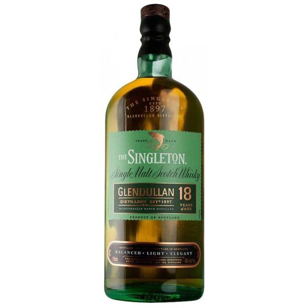 The Singleton Of Glendullan 18 Years Single Malt Scotch Whisky