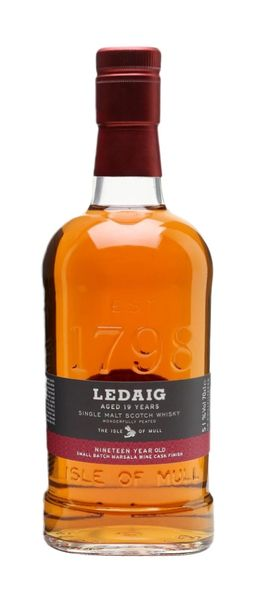 Ledaig 19 Year Marsala Cask Finish Single Malt Scotch Whisky