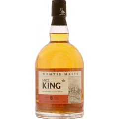 Wemyss Spice King 8 Year Blended Malt Scotch Whisky