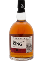 Wemyss Spice King 12 Year Blended Malt Scotch Whisky