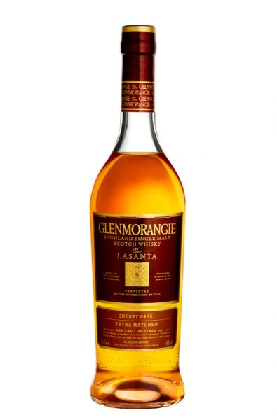 Glenmorangie The Lasanta 12 Year Single Malt Scotch Whisky
