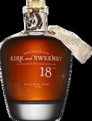 Kirk and Sweeney 18 Year Rum