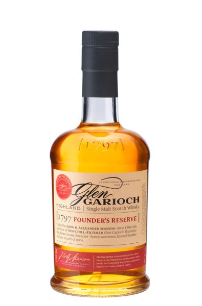 Glen Garioch 1797 Founders Reserve Single Malt Scotch Whisky