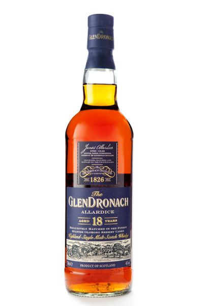 GlenDronach Scotch Single Malt 18 Year Allardice