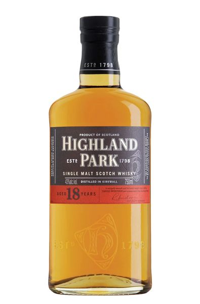 Highland Park Viking Pride 18 Year Single Malt Scotch Whisky