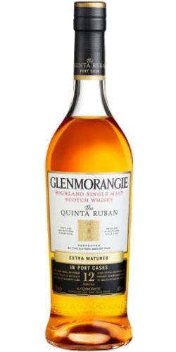 Glenmorangie The Quinta Ruban 12 Year Single Malt Scotch Whisky