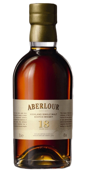Aberlour 18 Year Single Malt Scotch Whisky