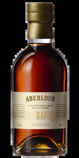 Aberlour 18 Year Single Malt Scotch Whisky