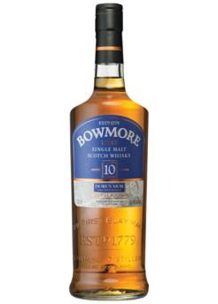 Bowmore Dorus Mor 10 Year Small Batch Single Malt Scotch Whisky