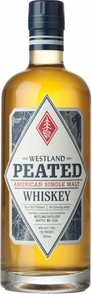Westland Peated American Single Malt Whiskey