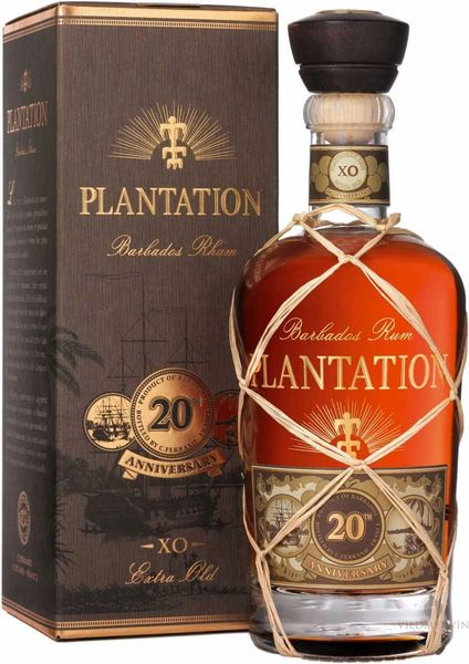 Plantation XO 20th Anniversary Rum (Barbados)