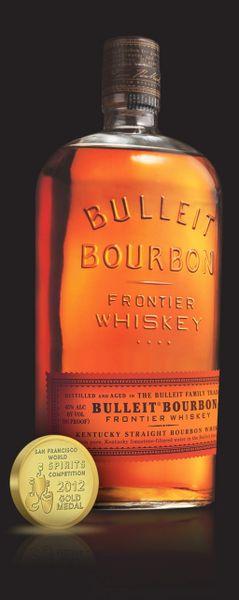 Bulleit Frontier Bourbon Whiskey