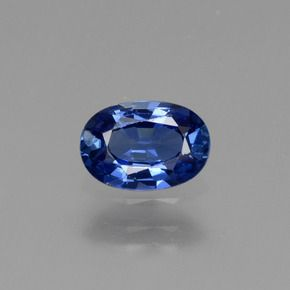 OVAL FACETED AAA BRIGHT (MIDNIGHT) BLUE (NATURAL) PRECIOUS SAPPHIRE (5x3-7x5mm)