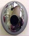 OVAL CABOCHON SHINY METALLIC GENUINE HEMATITE (6x4mm - 18x13mm)