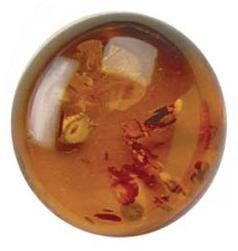 ROUND CABOCHON GENUINE (NATURAL) AMBER (4mm - 16mm)