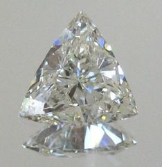 TRILLION FACETED AAAAA RATED GLACIER WHITE CUBIC ZIRCONIA (3x3-10x10mm)